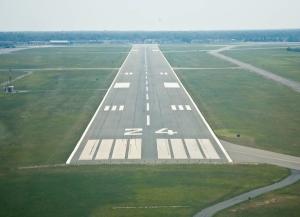 Landing in Hyannis