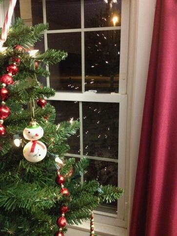Santa window pic